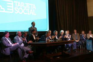 beneficiario de la Tarjeta Social
