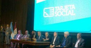Padrones de la Tarjeta Social