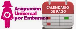 """Asignación Por Embarazo Febrero de 2017 : """"Fechas de cobro"""""""