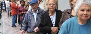Fechas de cobro de las Jubilaciones y Pensiones con aumento Marzo 2017