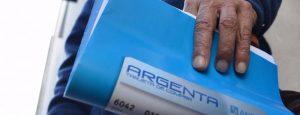 Ampliación de beneficiarios de ARGENTA: AUH, PNC y PUAM