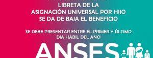 ¿Como presentar la Libreta Anual de la Asignación Universal por Hijo por internet?