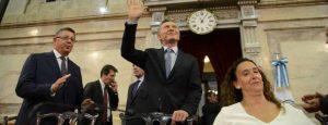 Macri anuncio aumento del 46% en la Asignación Universal por Hijo