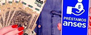 Importe de las cuotas de los Prestamos ANSES según importe solicitado.
