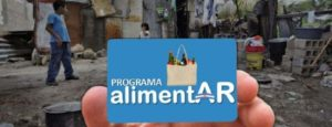 Nuevo programa «ALIMENTAR»