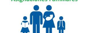 Fechas de cobro de las Asignaciones Familiares SUAF Enero 2020