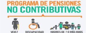 Fechas de pago de las Pensiones no contributivas Enero de 2020