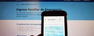 ¿Cuanto se va a cobrar en el SEGUNDO Ingreso Familiar de Emergencia?