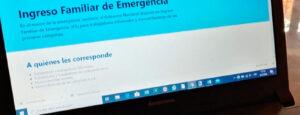 ¿Quienes van a cobrar el SEGUNDO Ingreso Familiar de Emergencia?