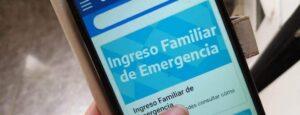 Fechas de cobro segundo bono de 10.000 pesos del Ingreso Familiar de Emergencia