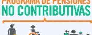 Fechas de pago de las Pensiones no contributivas Octubre de 2020
